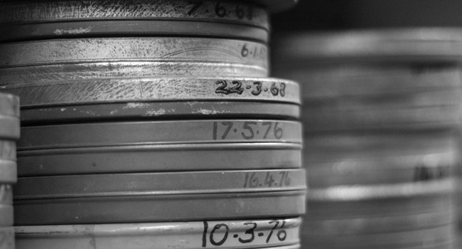 Moving Image Archive - Film Cans